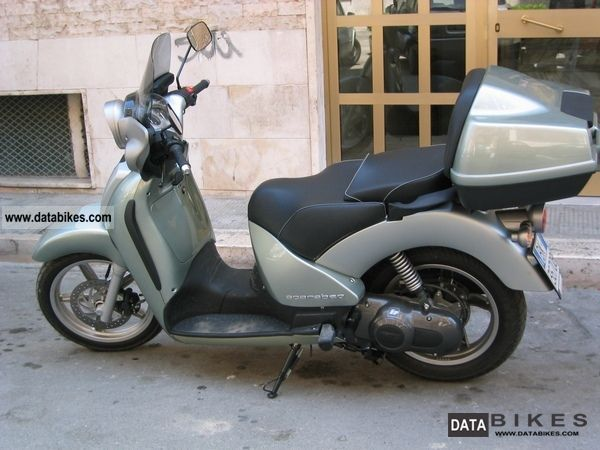 2003 Aprilia  APRILIA SCARABEO 200 Motorcycle Motor-assisted Bicycle/Small Moped photo