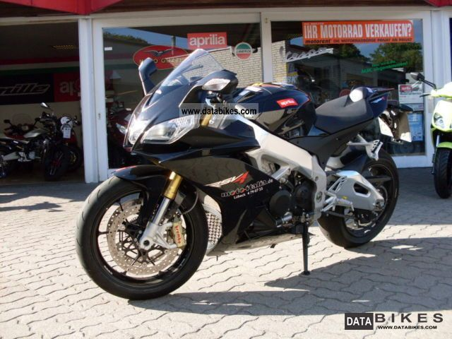 2011 Aprilia  RSV4R APRC funding possible Motorcycle Sports/Super Sports Bike photo