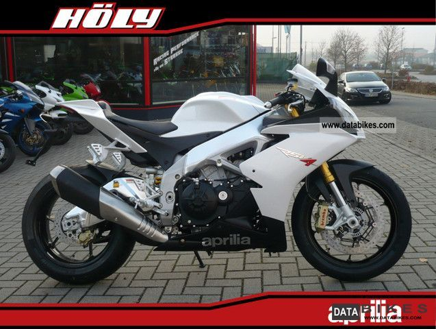 2011 Aprilia  RSV 4 R APRC Finz. from 0.0% Motorcycle Motorcycle photo