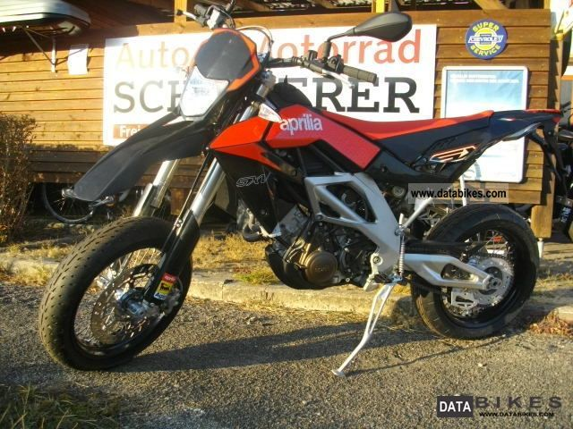 2011 Aprilia  SXV 550 2010 0.0% financing Motorcycle Super Moto photo