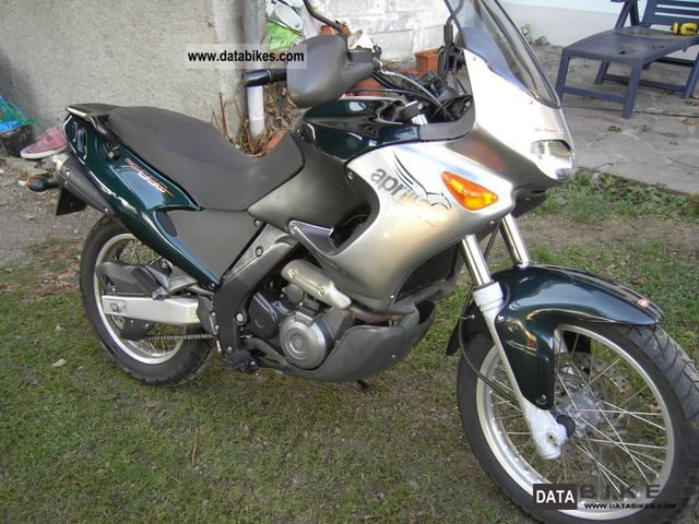 2002 Aprilia  I.e. 650 Pegaso (RW) Motorcycle Enduro/Touring Enduro photo