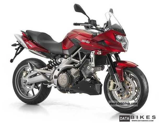 2011 Aprilia  Shiver 750 GT ABS model 2012 Motorcycle Naked Bike photo