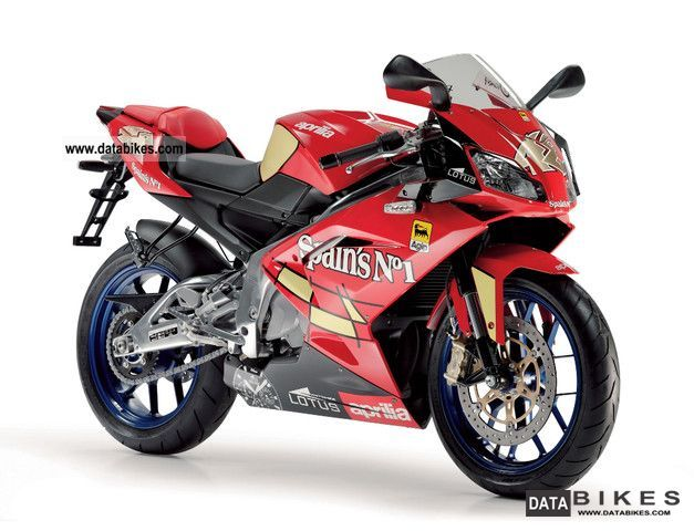 2011 Aprilia  RS 125 Spains No. 1 delivery charge Motorcycle Lightweight Motorcycle/Motorbike photo