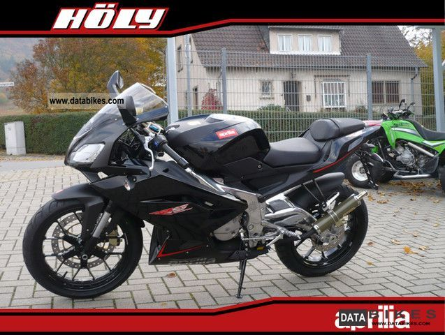 Aprilia  RS 125 Finz. from 0.0% 2011 Motorcycle photo