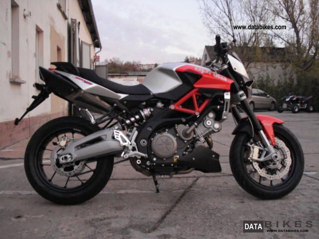 2011 Aprilia  Shiver 750 ABS silver demonstration Motorcycle Tourer photo