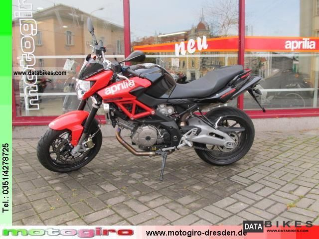 2011 Aprilia  Shiver 750 Motorcycle Motorcycle photo