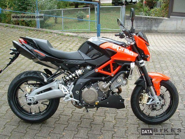 2012 Aprilia  Shiver ABS Motorcycle Naked Bike photo