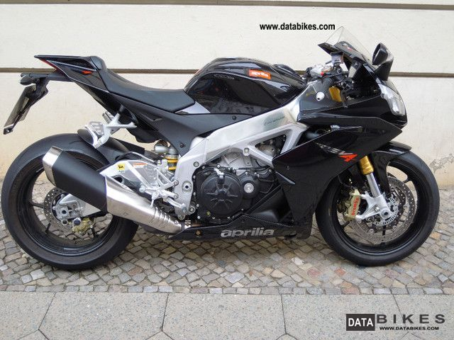2011 Aprilia  RSV4 APRC 2011 Motorcycle Sports/Super Sports Bike photo