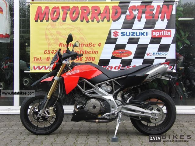 2011 Aprilia  Dorsoduro 750 ABS - Presenter Motorcycle Enduro/Touring Enduro photo