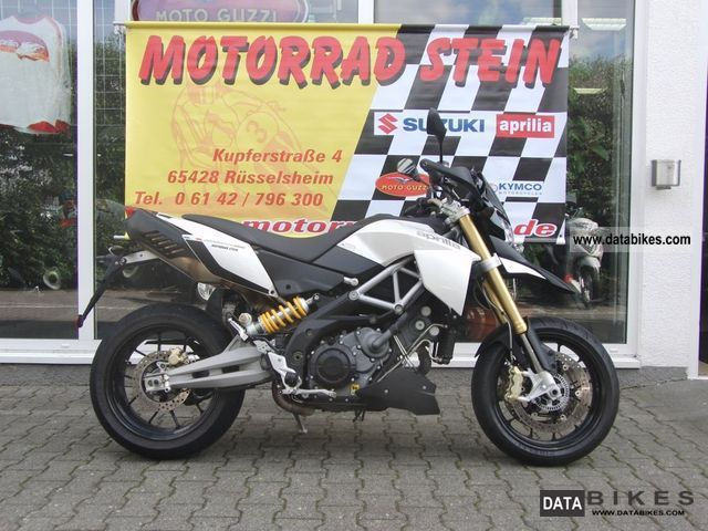 2011 Aprilia  Dorsoduro 1200 ABS / ATC - Presenter Motorcycle Enduro/Touring Enduro photo
