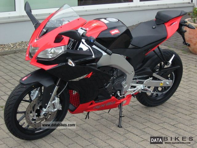 2011 Aprilia  RS 4 125 80 km / h restriction possible Motorcycle Sports/Super Sports Bike photo