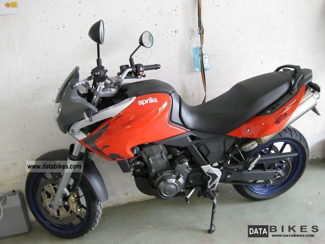 Aprilia  Pegaso Strada 650 i.e. 2007 Naked Bike photo