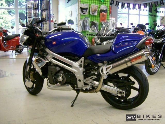 2000 Aprilia  Falco 1000 Streetfighter FALCO1000 Motorcycle Motorcycle photo