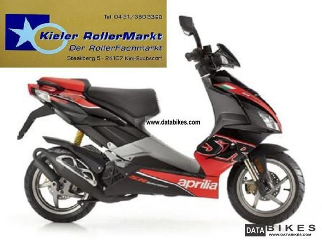 2011 Aprilia  SR 50 R * cash price on request Motorcycle Scooter photo