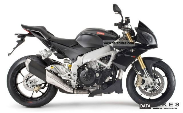 2011 Aprilia  V4 Tuono R - 2011 - NEW -0.00% Fi Motorcycle Naked Bike photo