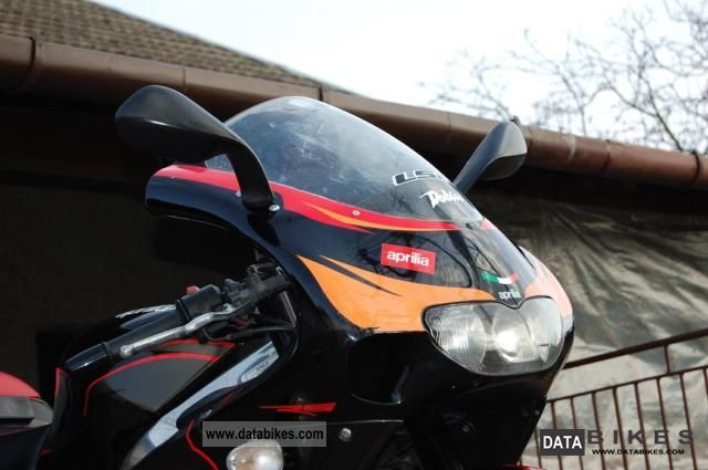 2006 Aprilia  RS 125 RS125 2006r szanowana Warto! Motorcycle Sports/Super Sports Bike photo