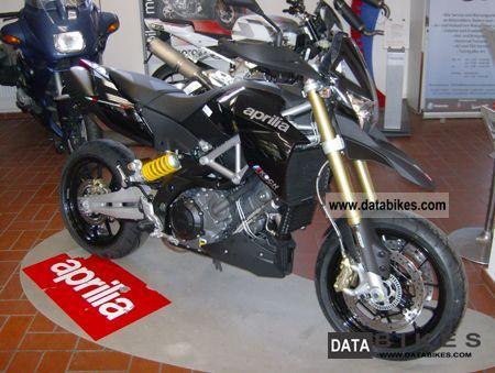 2011 Aprilia  Dorsoduro 1200 ABS / ATC! from the dealer! Motorcycle Super Moto photo