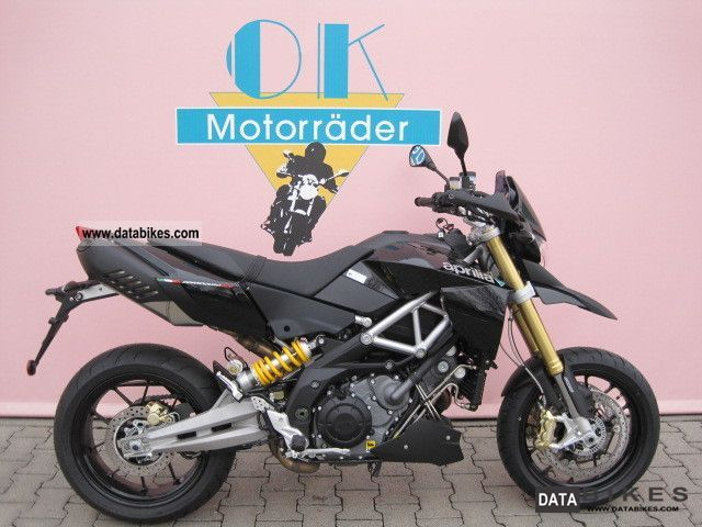 2011 Aprilia  DORSODURO 1200 ABS / ATC production, 2011 - NEW Motorcycle Motorcycle photo