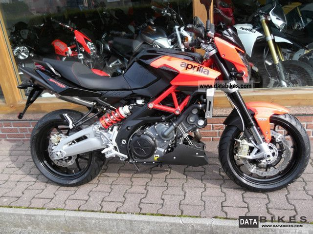 2011 Aprilia  SL 750 Shiver ABS 0.0% rms. Interest / Mod 2012 Motorcycle Streetfighter photo
