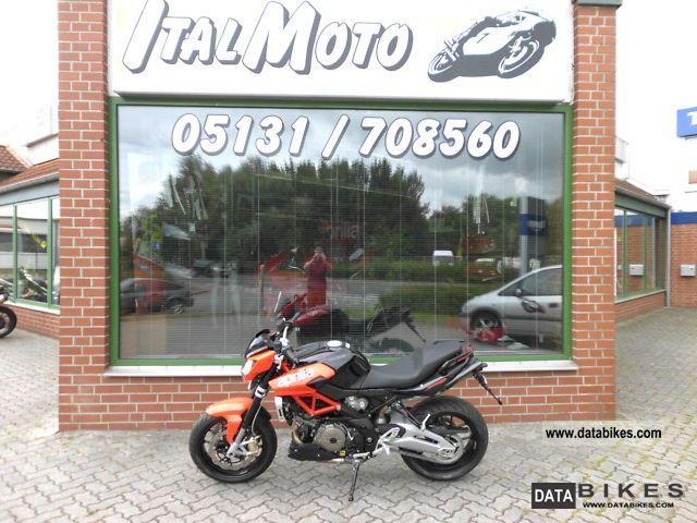 2011 Aprilia  Black Shiver 750 ABS 2012 Motorcycle Motorcycle photo