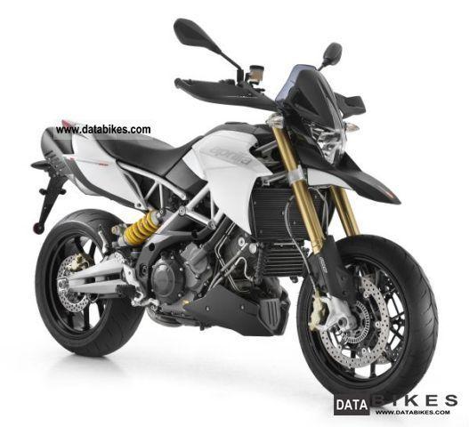 2011 Aprilia  Dorsoduro 1200 ABS / ATC - 2011 - NEW! Motorcycle Naked Bike photo