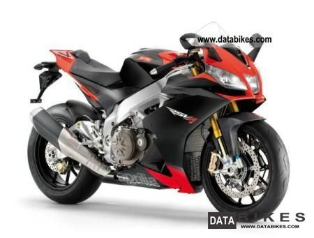 2011 Aprilia  RSV4 Factory APRC - 0.00% financing! Motorcycle Sports/Super Sports Bike photo