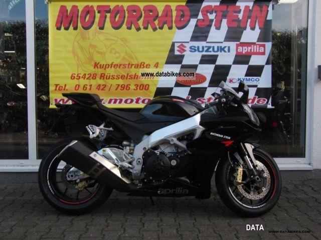 Aprilia  Presenter RSV4 R - 0.00% financing! 2010 Sports/Super Sports Bike photo