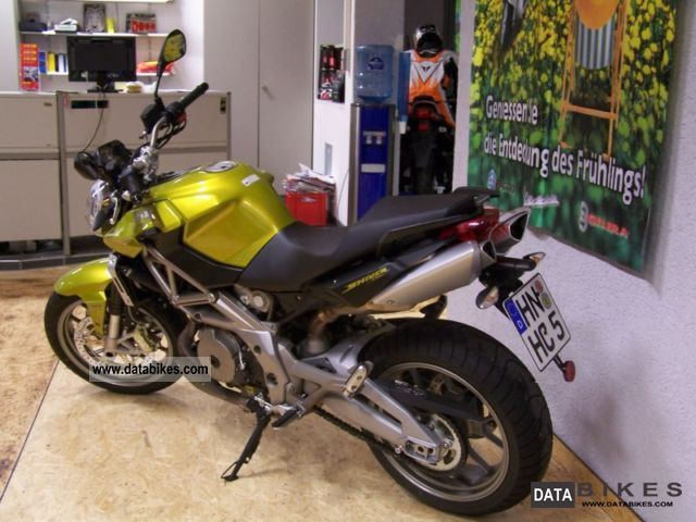 2009 Aprilia  Shiver 750 ABS 34hp throttle free Motorcycle Naked Bike photo