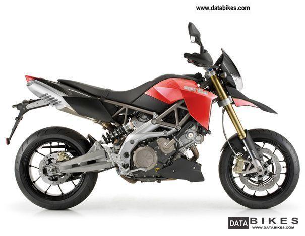 2011 Aprilia  SMV 750 Dorsoduro ABS - 0% finance. - EINZELSTK. Motorcycle Super Moto photo