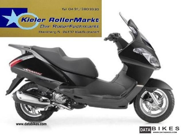 2011 Aprilia  Atlantic 125/300 i.E. * Cash Price on request * Motorcycle Scooter photo
