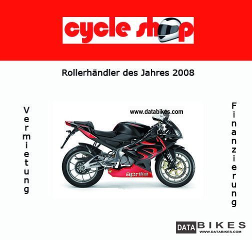 2011 Aprilia  RS 125 shipping 15HP for 139 € Motorcycle Sports/Super Sports Bike photo