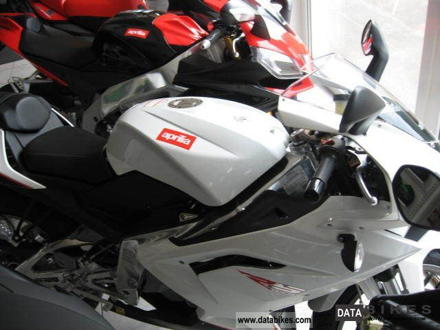 2011 Aprilia  RS 125 including Drosselkit 80km / h Motorcycle Motorcycle photo