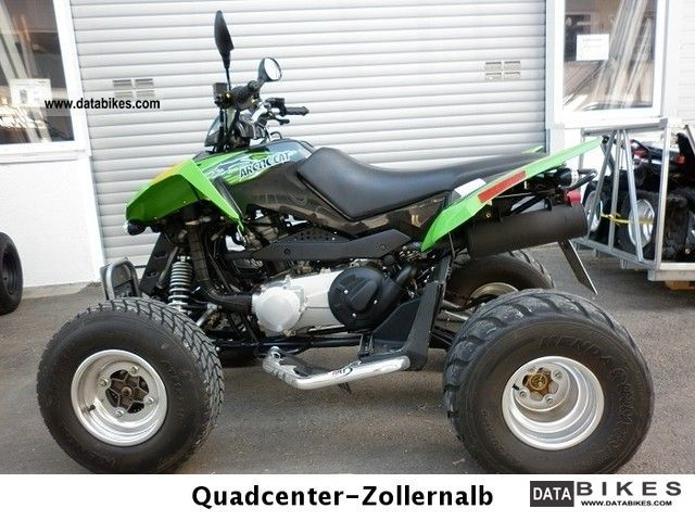 2011 Arctic Cat  DVX 300 Motorcycle Quad photo