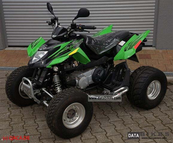 2011 Arctic Cat  DVX 300 vehicle number 2 Motorcycle Quad photo