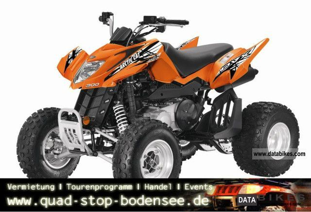 2011 Arctic Cat  DVX 300 Mod.2012 Motorcycle Quad photo