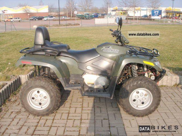 2009 Arctic Cat  700 EFi 4x4 Motorcycle Quad photo