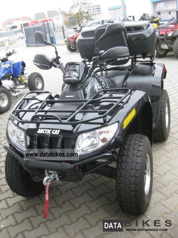 Thundercat Quad Bike on Arctic Cat Panther 700 2009 Quad Photo