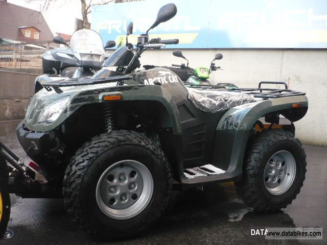 2011 Arctic Cat  425 i H1 / 4x4 / EFT Motorcycle Quad photo