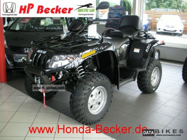 Linhai Atv Dealers >> 2011 Arctic Cat 550i H1 EFI TRV 4x4 LC long including snow plow