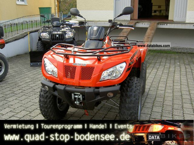 Arctic Cat  350 2x4 EFT Mod.2012 in stock 2011 Quad photo