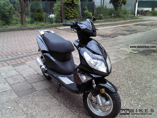 2009 Baotian  BT49QT-12 25 km / h moped inspection New Me Motorcycle Motor-assisted Bicycle/Small Moped photo