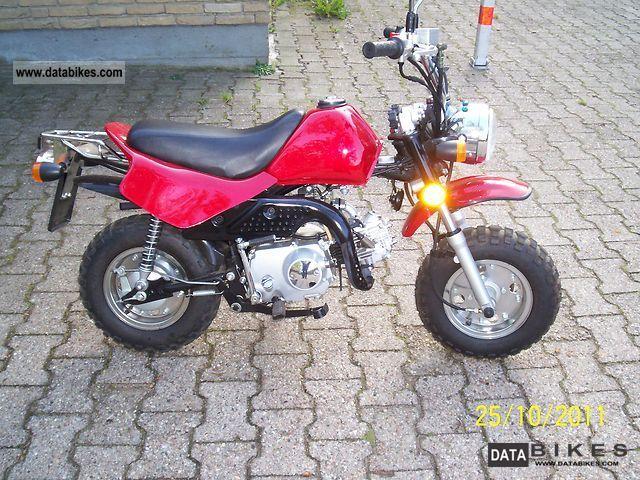 2005 Baotian  BT 49 PY - 2 Motorcycle Pocketbike photo