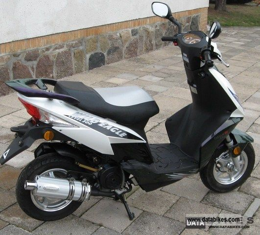 2010 Baotian  Level 300 Motorcycle Scooter photo
