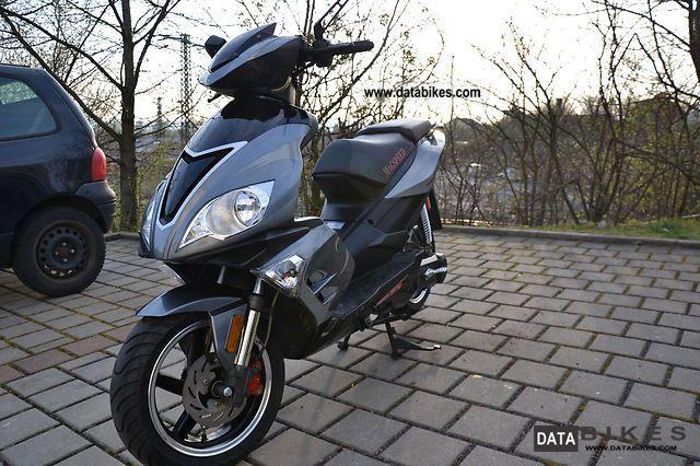 2011 Baotian BT49QT-28