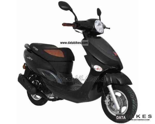 2011 Baotian Lintex Jet 25 Or 45 He Moped Scooter Cx 50