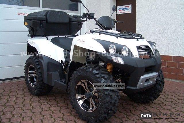 2011 Barossa  SMC Jumbo 320 (argon Explorer 330) Motorcycle Quad photo