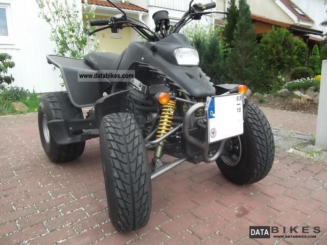2004 Barossa  Cheetah Motorcycle Quad photo