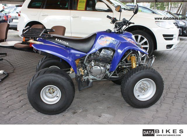 Barossa Bikes and ATVs (With Pictures)
