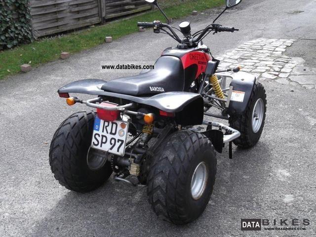 2008 Barossa AAM 170 234ccm Same SMC