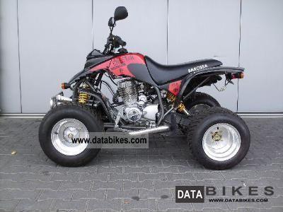 2004 Barossa  Cheetah 170 Motorcycle Quad photo